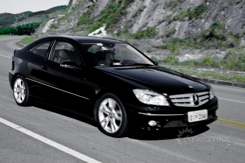 2009 Mercedes-Benz CLC Sports Coupe Unveiled | The Torque Report
