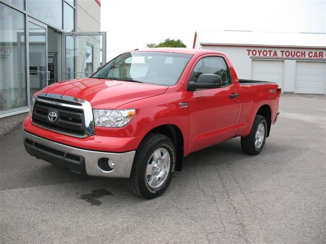 Another TRD27 2010 Toyota Tundra Regular Cab post... - 14340827