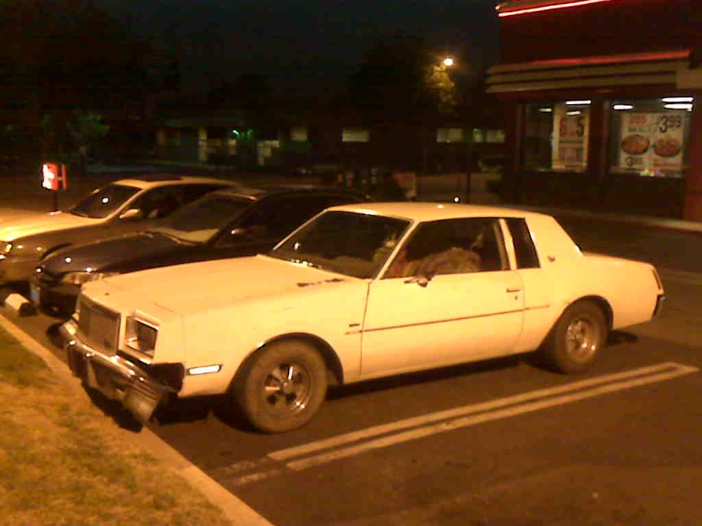 mehh25k's 1980 Buick Regal