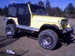 varnadoe5s 1983 Jeep CJ7