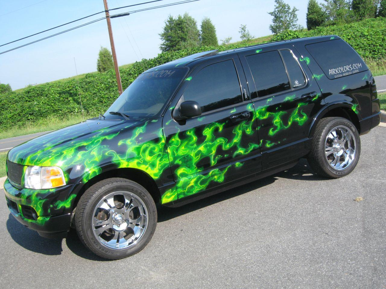 airkolors's 2002 Ford Explorer