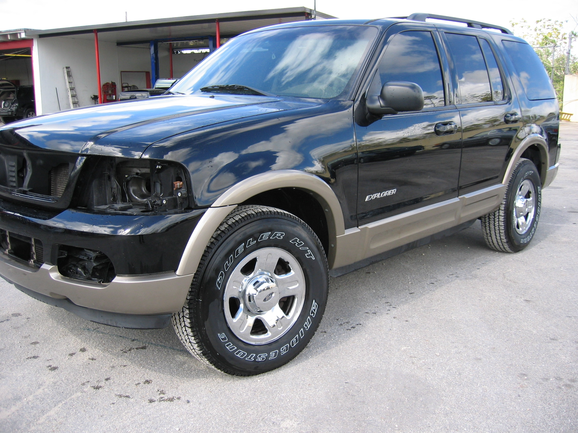 airkolors 2002 Ford Explorer 14339340