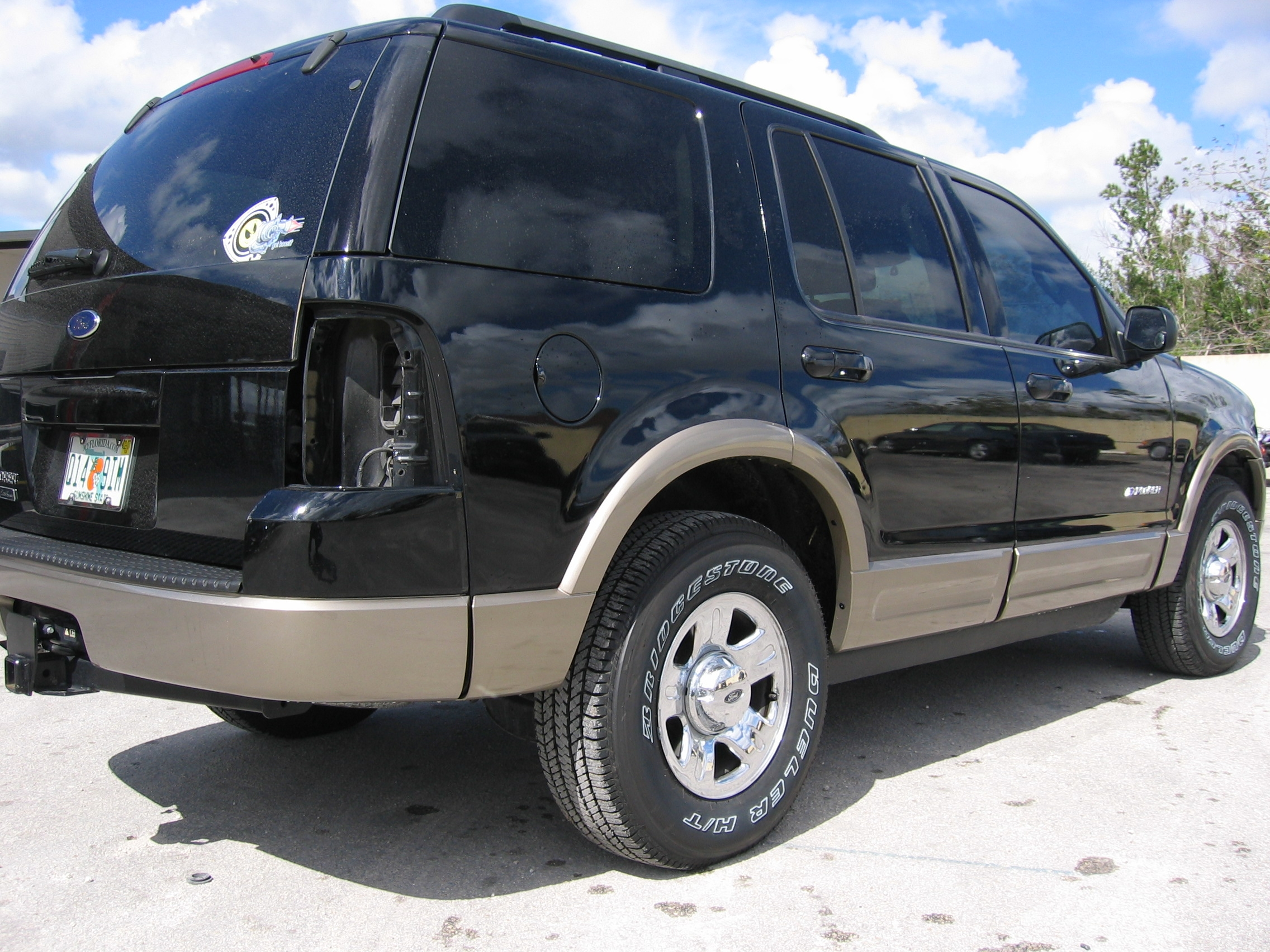 airkolors 2002 Ford Explorer 14339341
