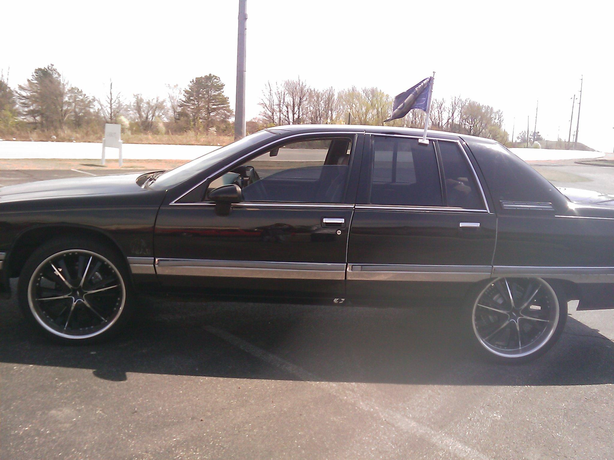 tdashmack 39 s 1994 buick roadmaster limited sedan 4d in. Cars Review. Best American Auto & Cars Review