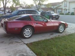 Mr_Mont 1992 Chevrolet Corvette