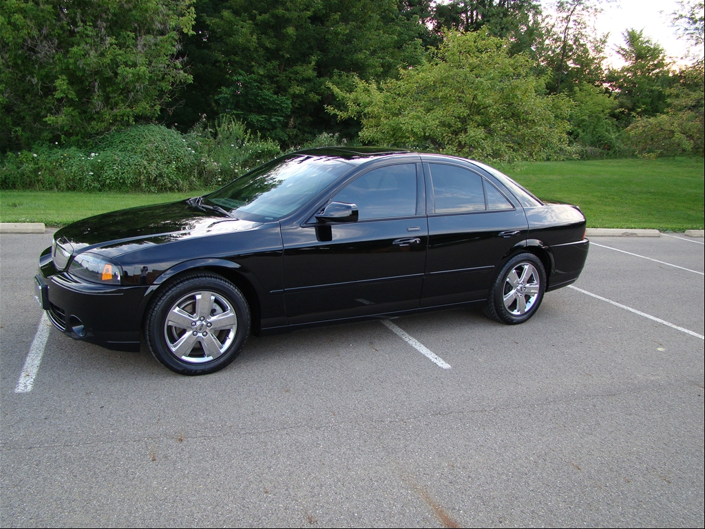 benthegadget 39 s 2006 lincoln ls in heath oh. Black Bedroom Furniture Sets. Home Design Ideas