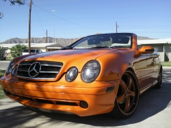 juanster_bitch 2000 Mercedes-Benz CLK-Class