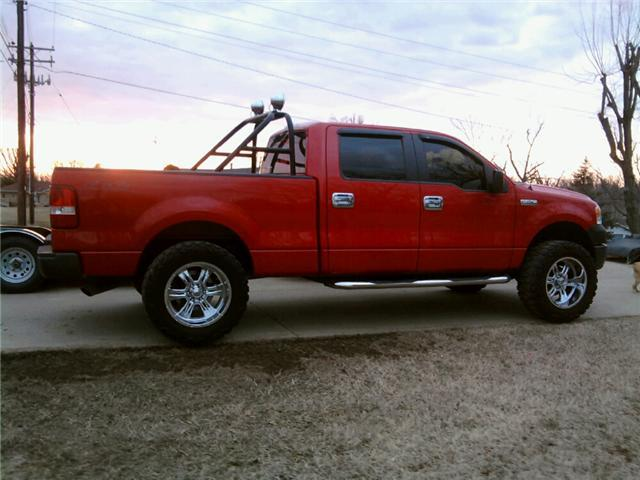 dickie_t7's 2008 Ford F150 SuperCrew Cab