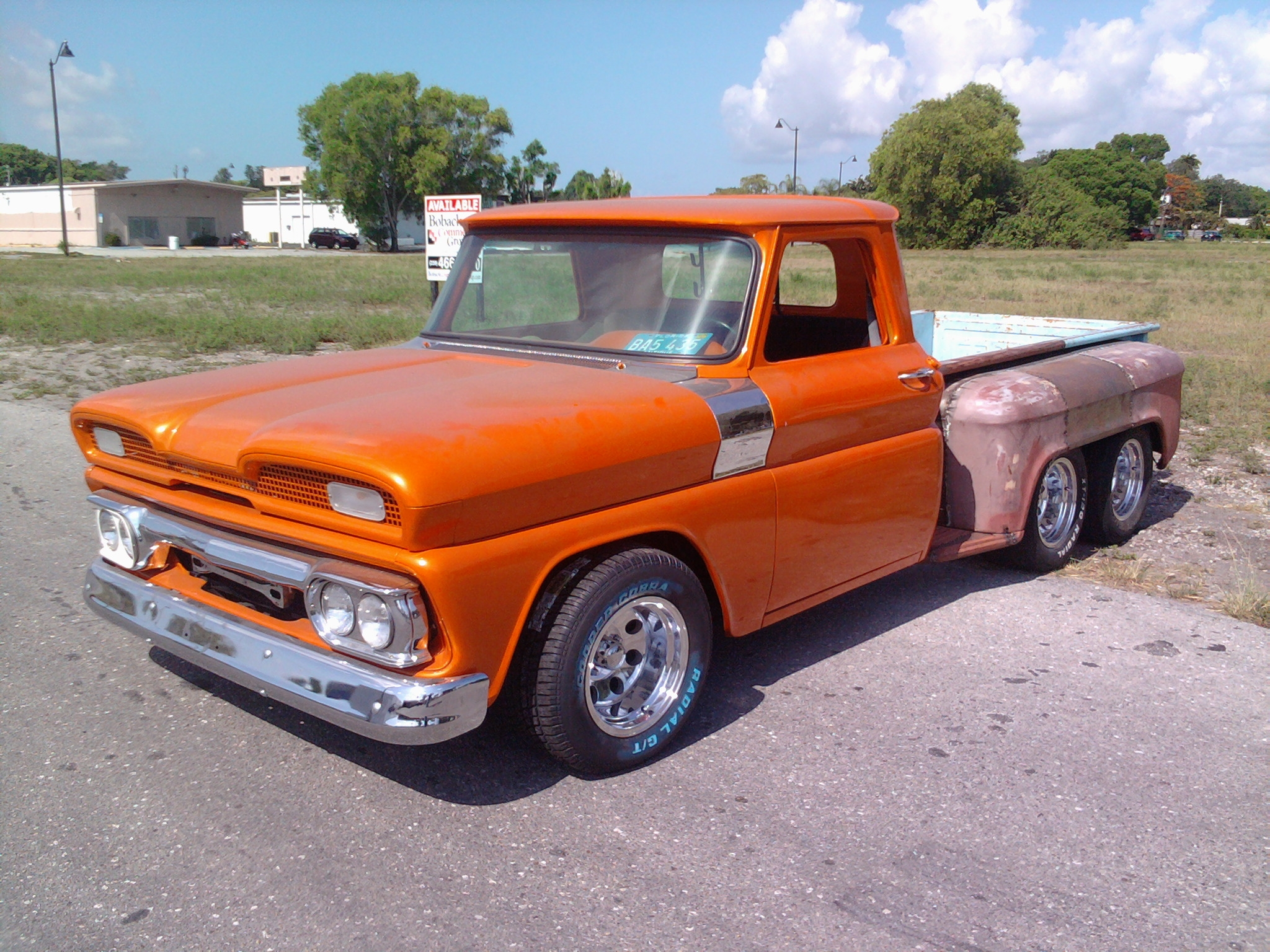 Rsport711 S 1961 Gmc C K Pick Up In Toronto Fl