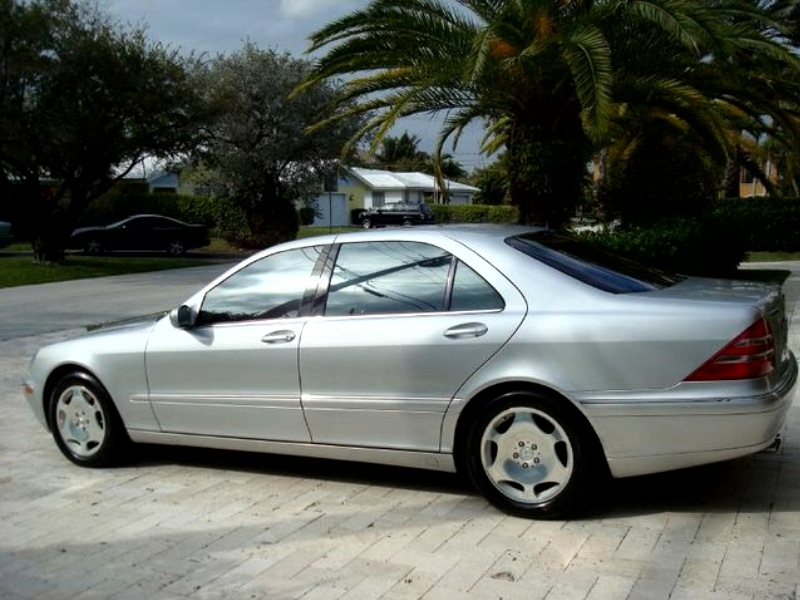 Bakalov 2001 mercedes benz s classs600 sedan 4d specs for 2001 mercedes benz s500 specs