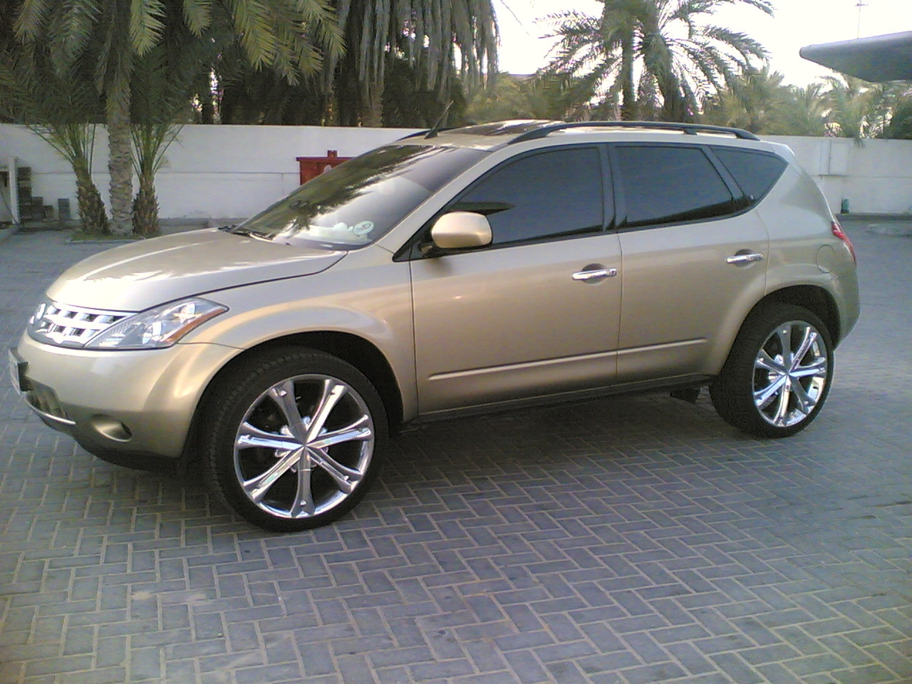 Mazrooei 2006 Nissan Murano Specs, Photos, Modification Info at ...