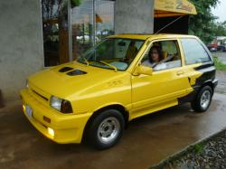 robertozumbado's 1991 Ford Festiva