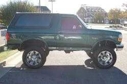 revhighracings 1995 Ford Bronco