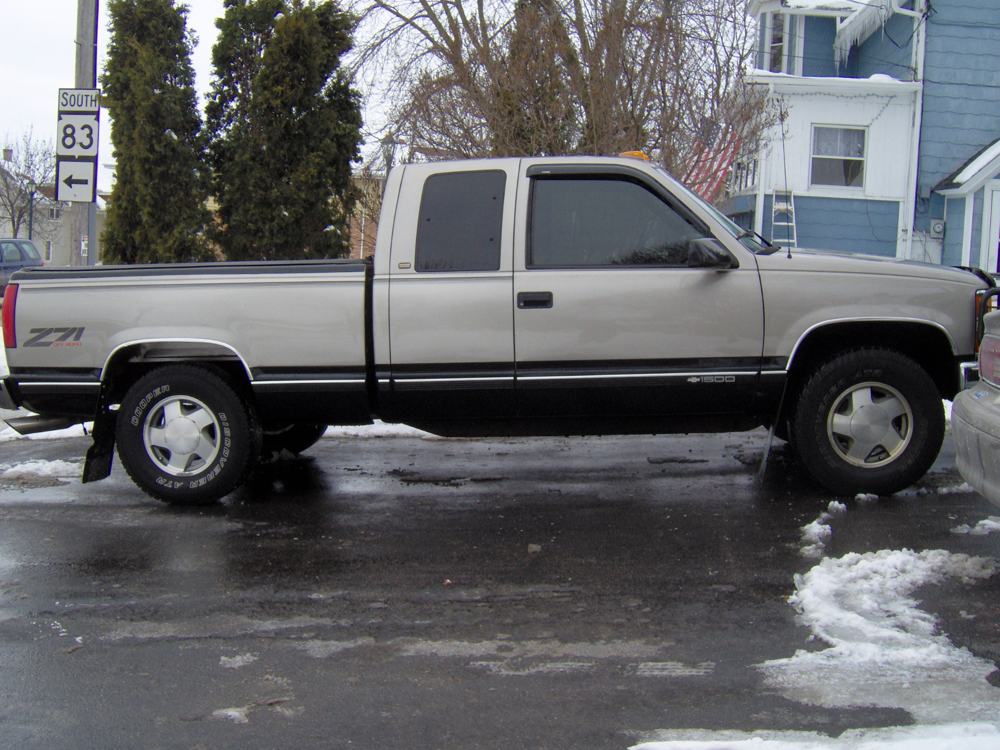 brockayers 1998 chevrolet silverado 1500 extended cab specs photos modification info at cardomain. Black Bedroom Furniture Sets. Home Design Ideas