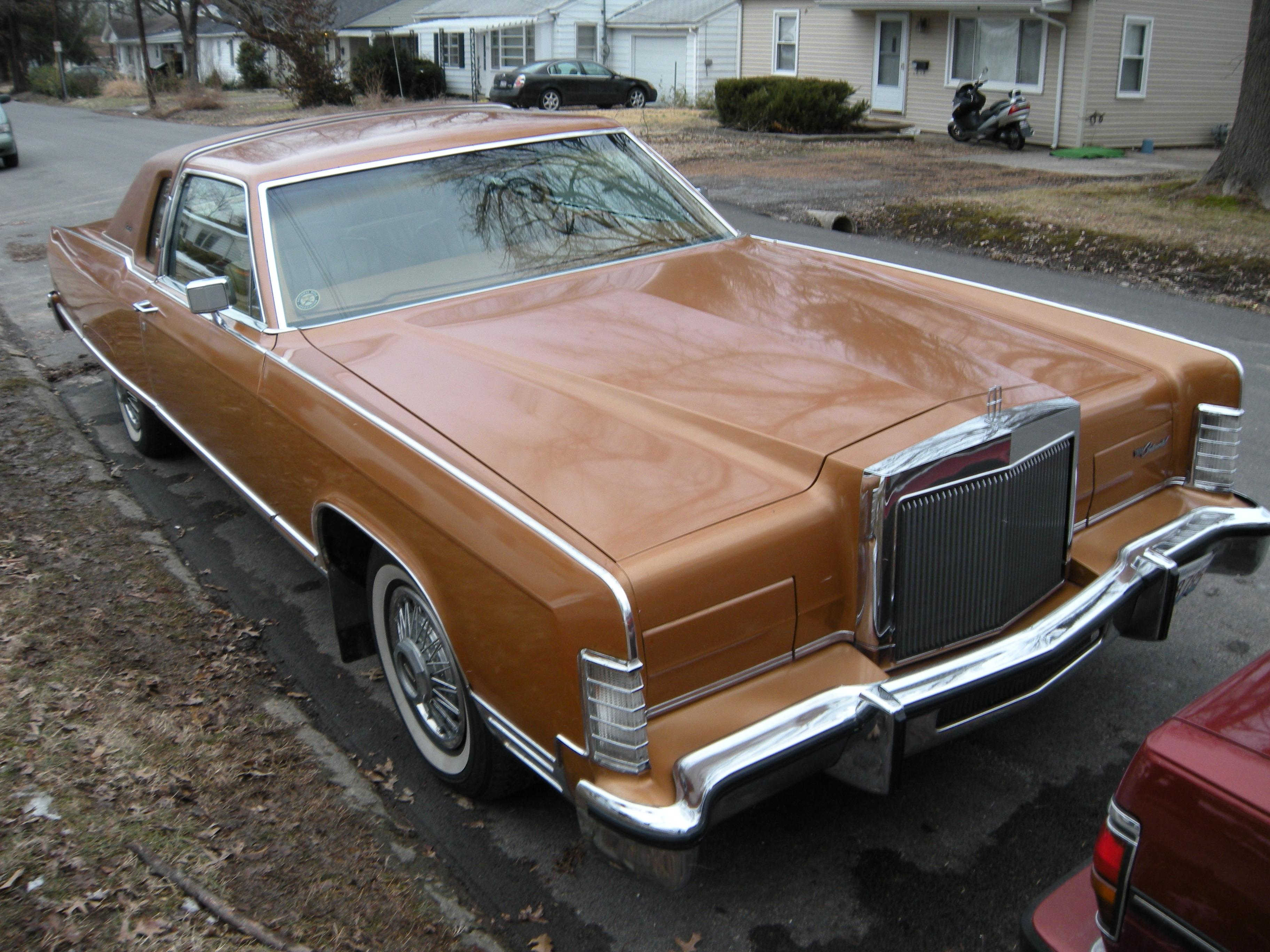 JFrazel 1977 Lincoln Continental Specs, Photos, Modification