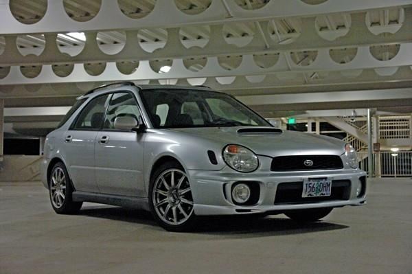 Another hirstc 2002 Subaru Impreza post... - 14345245