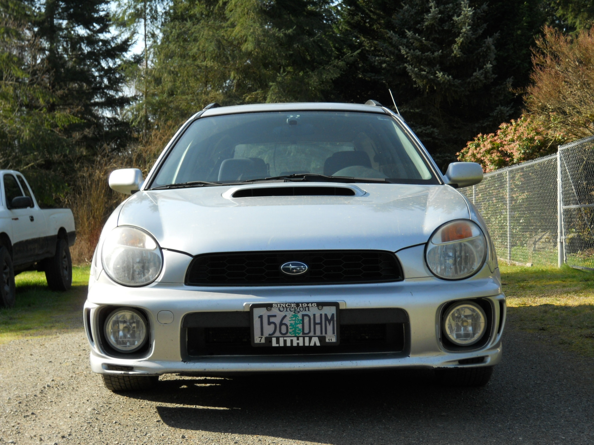 Another hirstc 2002 Subaru Impreza post... - 14345246