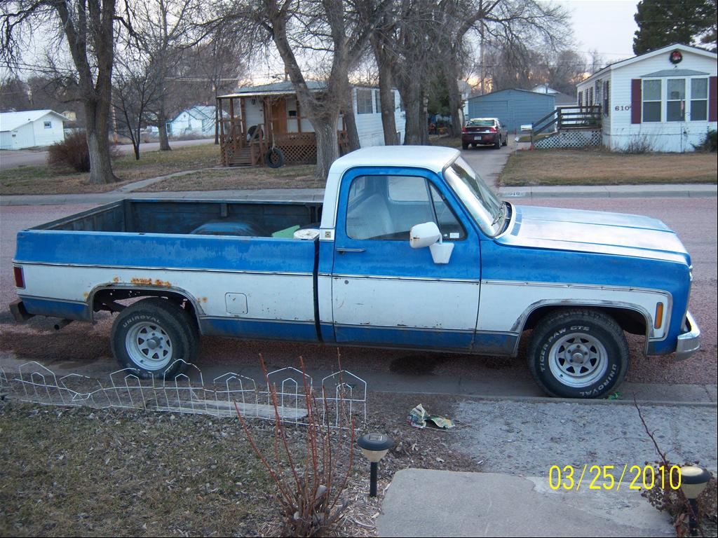 92 1980 Chev Truck Parts Like I Said The Previous Owner Drove It Chevy Luv Specs For Sale Lets See Some 73 87 Work Horses