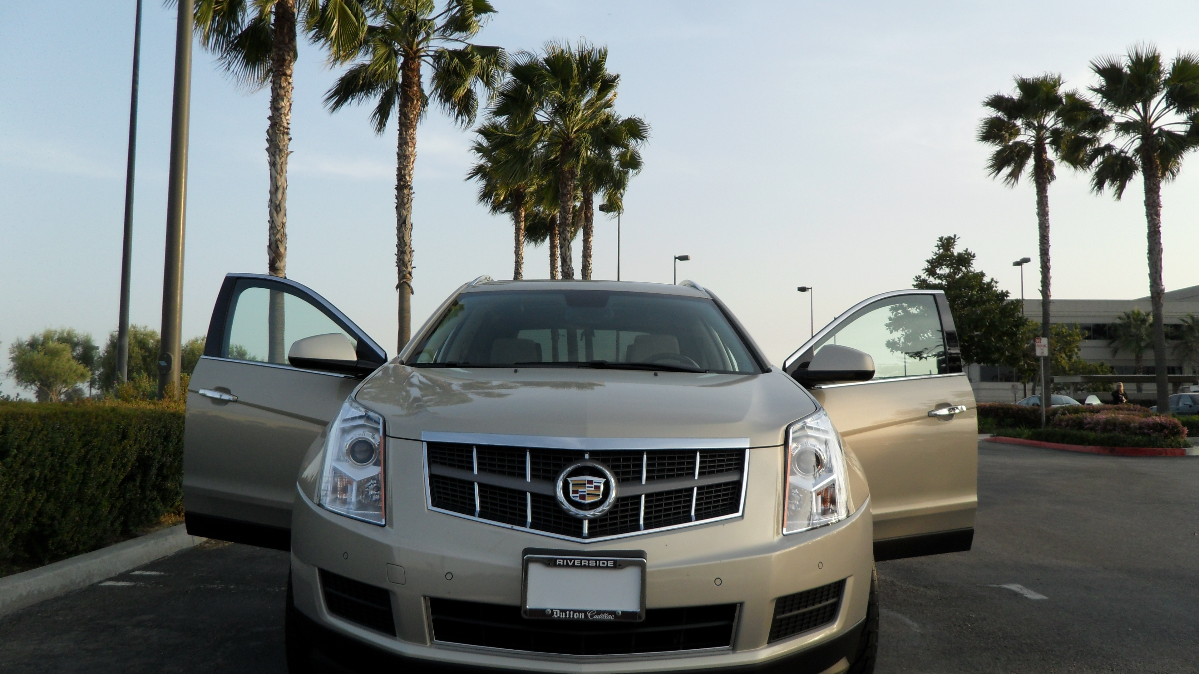 Another ladylade 2010 Cadillac SRX post... - 14346448