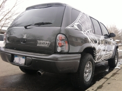 Technoviper2000s 2002 Dodge Durango