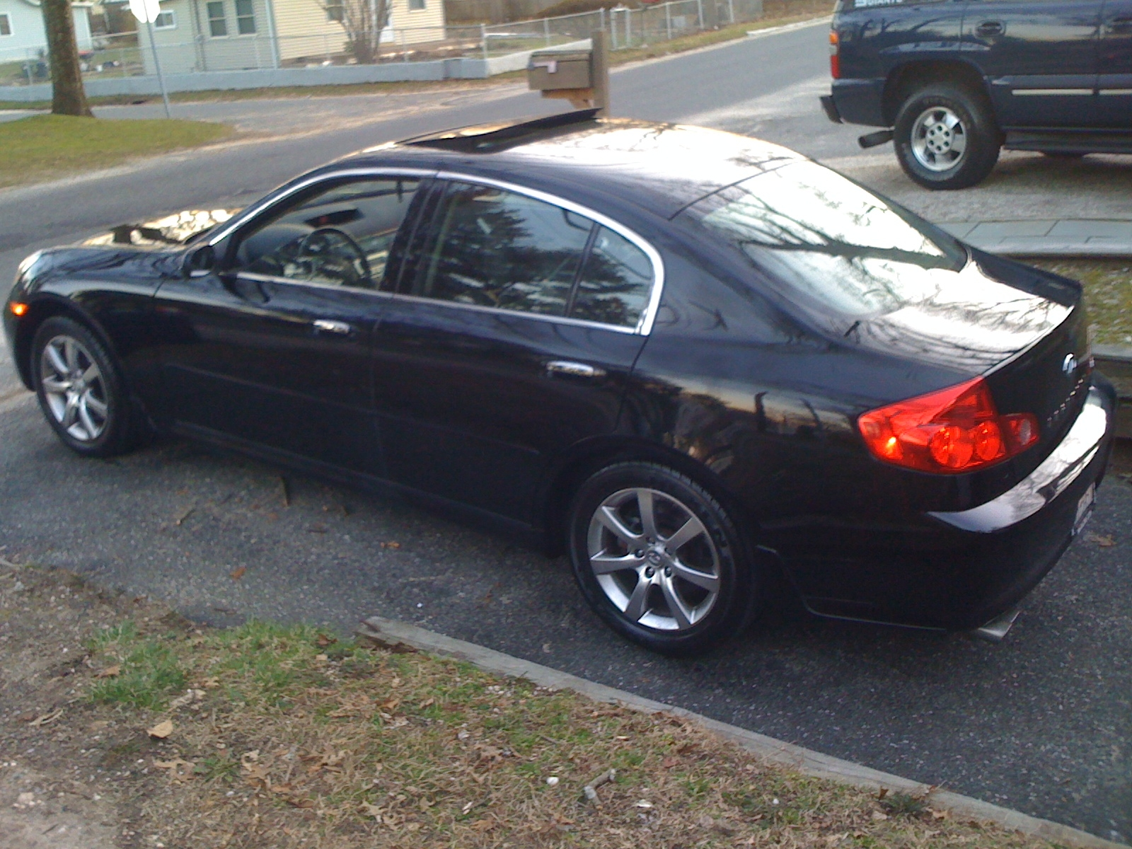 Another B-russ 2006 Infiniti G post... - 14346745