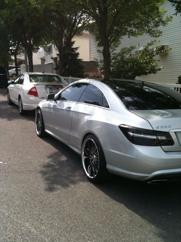TommyNY's 2010 Mercedes-Benz E-Class