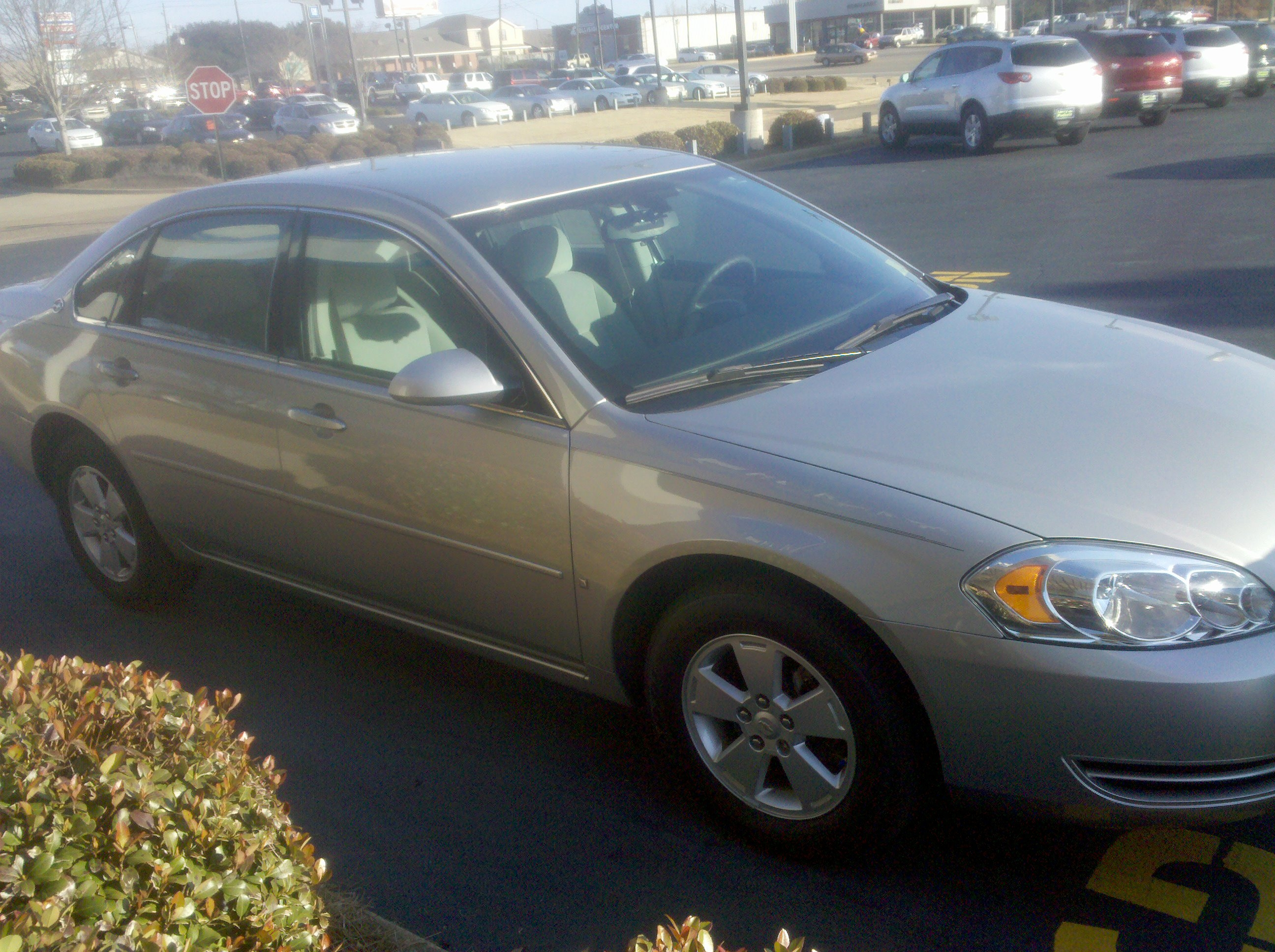 Another chevyryder21 2007 Chevrolet Impala post... - 14344479