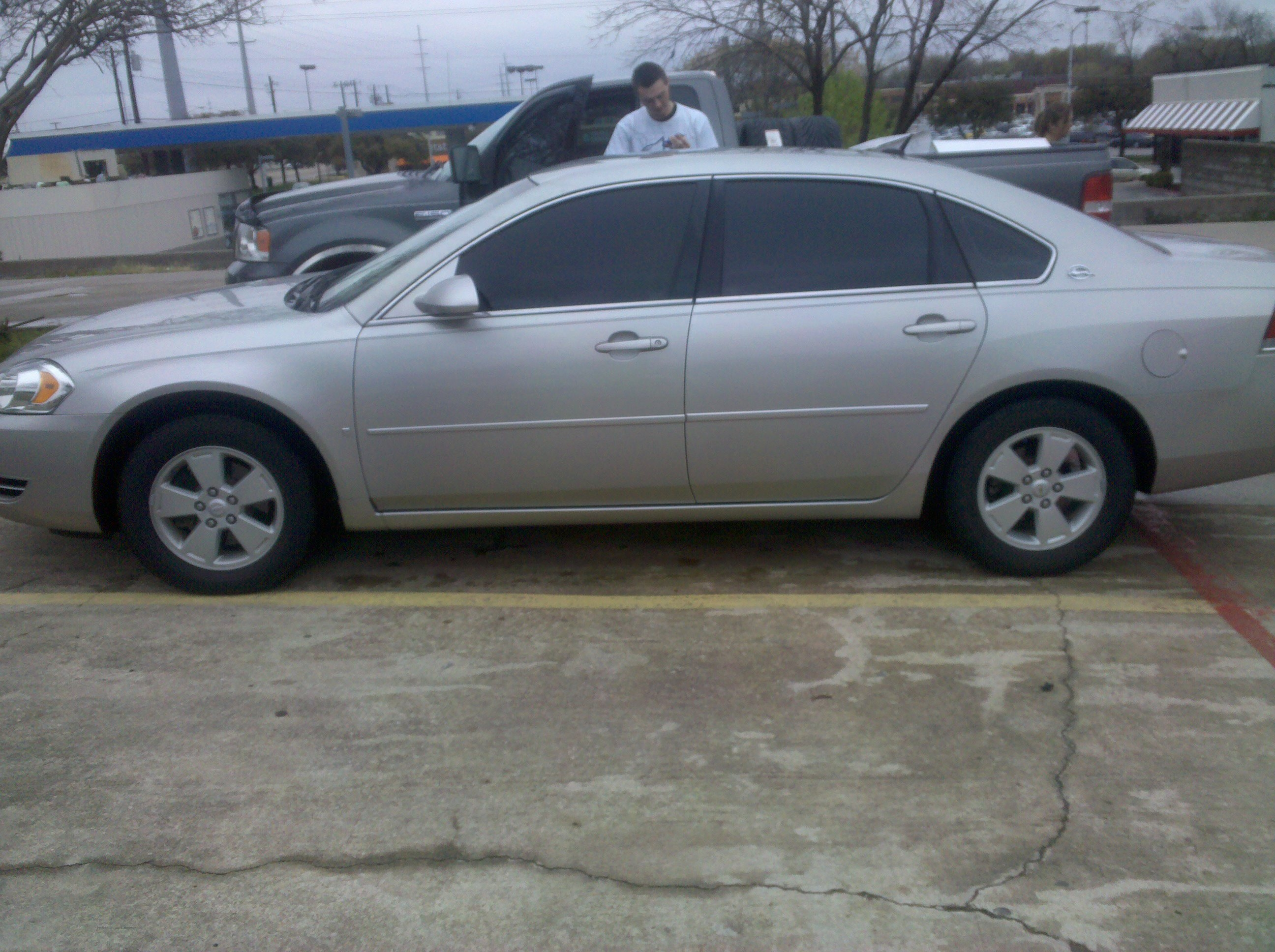 Another chevyryder21 2007 Chevrolet Impala post... - 14344480