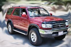 McCuskews 1997 Toyota 4Runner