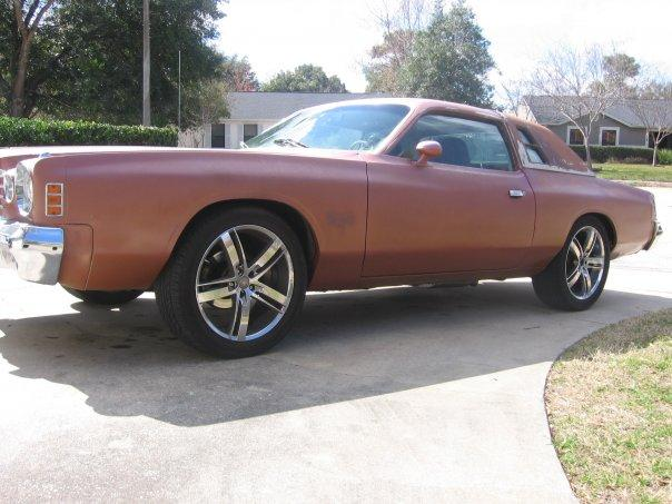 j3wbagell's 1977 Dodge Charger