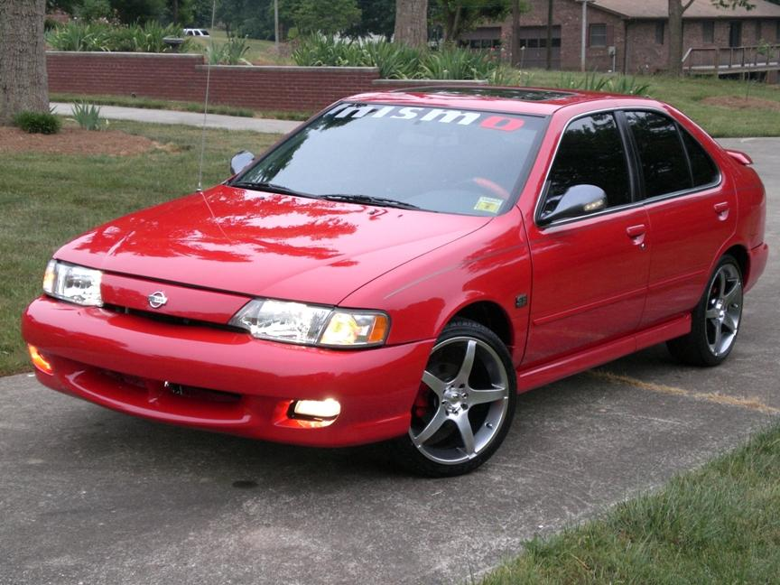 Gentrysd S 1999 Nissan Sentra In Boone Nc