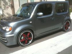 ahgemini86s 2009 Nissan cube