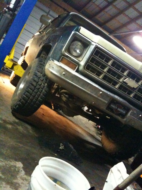Another Mississippimoss 1978 Chevrolet Blazer post... - 14352810