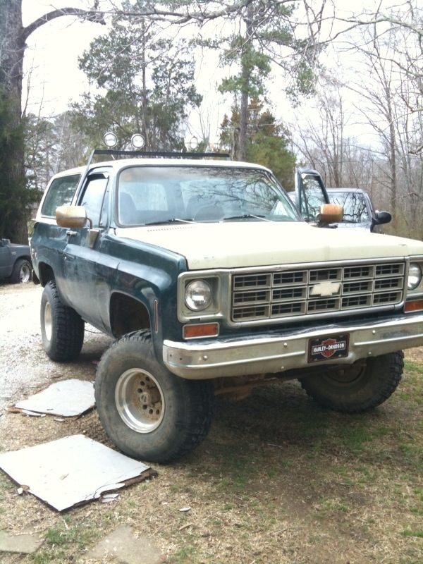 Another Mississippimoss 1978 Chevrolet Blazer post... - 14352811
