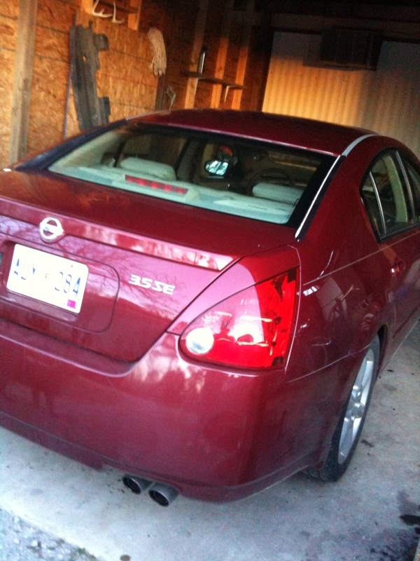 Another Mississippimoss 2006 Nissan Maxima post... - 14352868