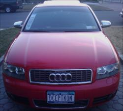 dirbyhs 2005 Audi S4