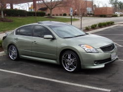 DeMoneyG6erss 2007 Nissan Altima