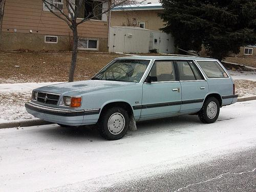Another ddiamonds 1988 Dodge Aries post... - 14350598