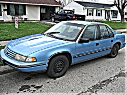 T_rev87s 1992 Chevrolet Lumina Passenger