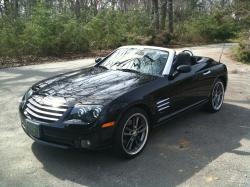3846057 2008 Chrysler Crossfire