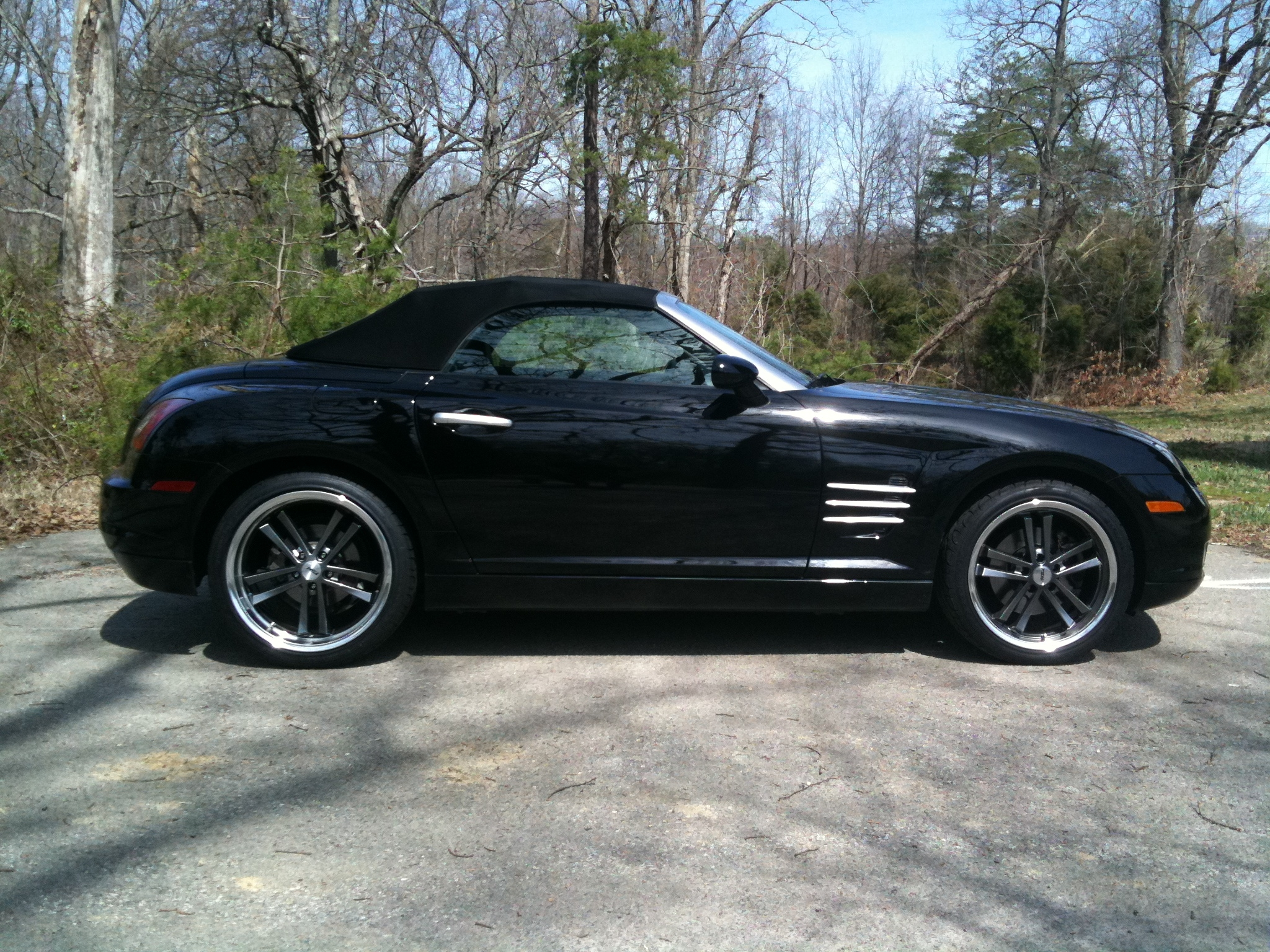 Another tnick76 2008 Chrysler Crossfire post... - 14354157