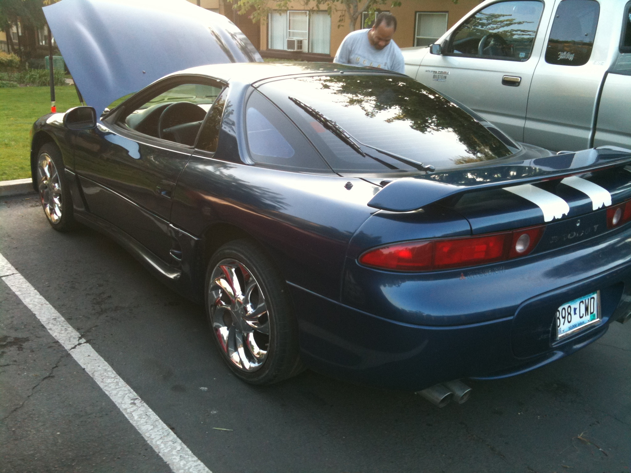 Another LiL_Jon05 1994 Mitsubishi 3000GT post... - 14353461