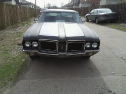 chevy_things 1971 Oldsmobile Cutlass Supreme