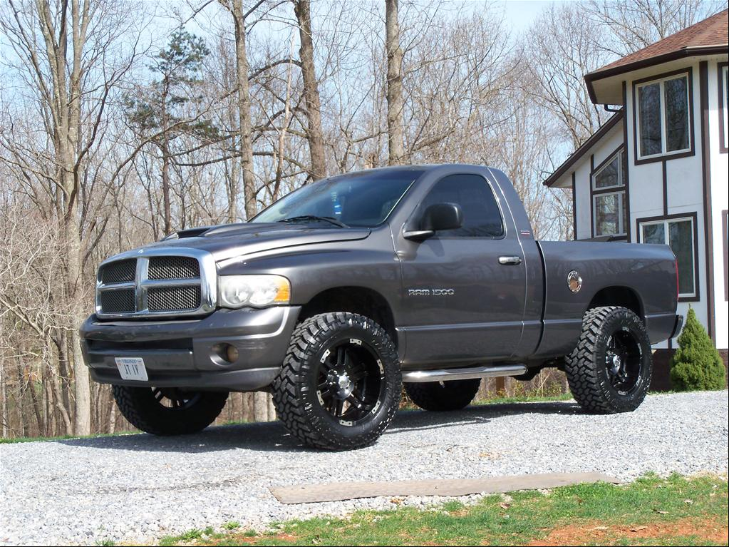 2002 Dodge Ram 1500 Regular Cab - goode, VA owned by 1tuffram Page:1