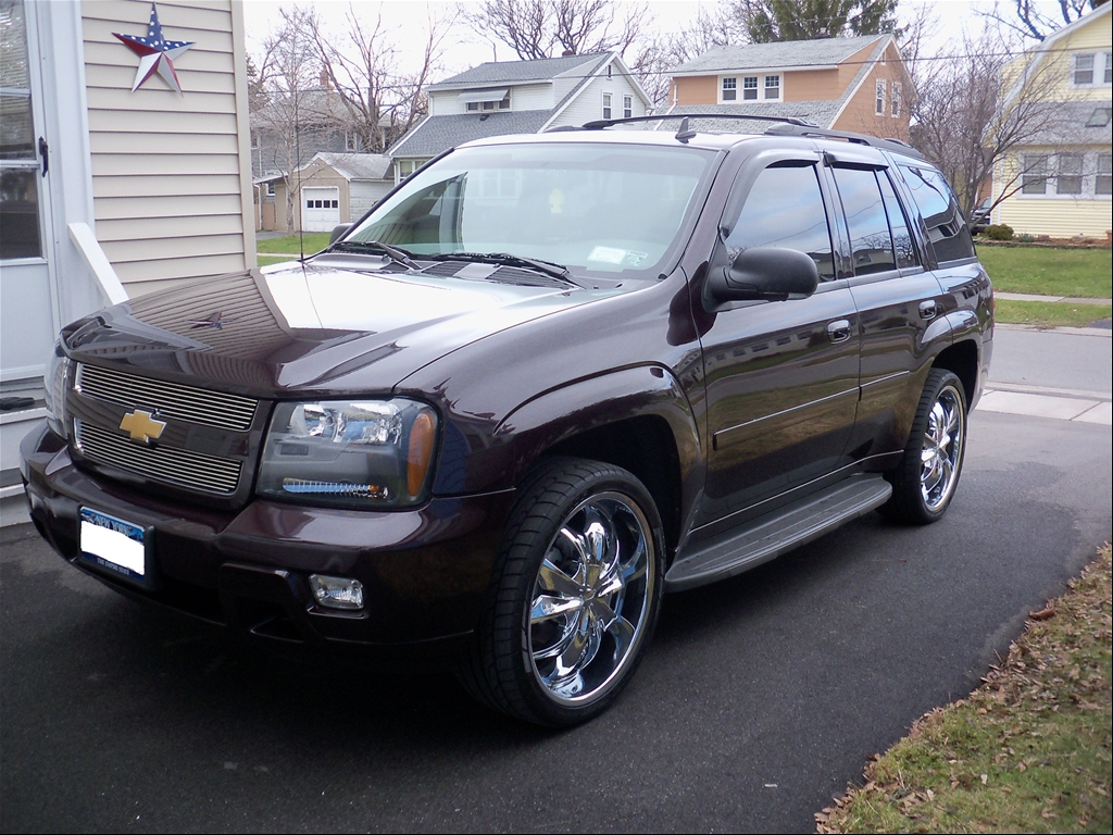 laurarand81 39 s 2008 chevrolet trailblazer in rochester ny. Black Bedroom Furniture Sets. Home Design Ideas