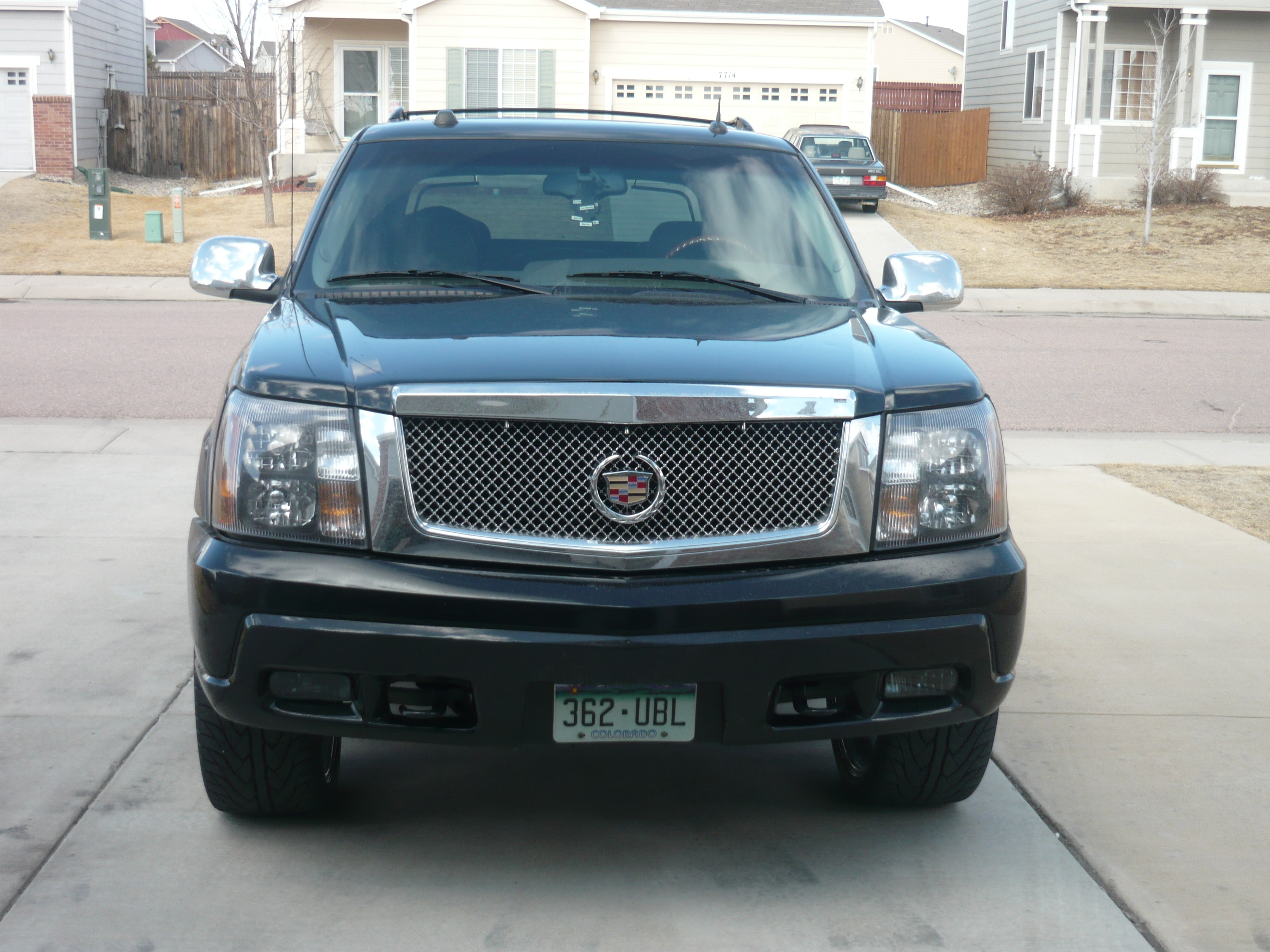 cadillac ft utility escalade pickup njgogetta original ride extsport ext