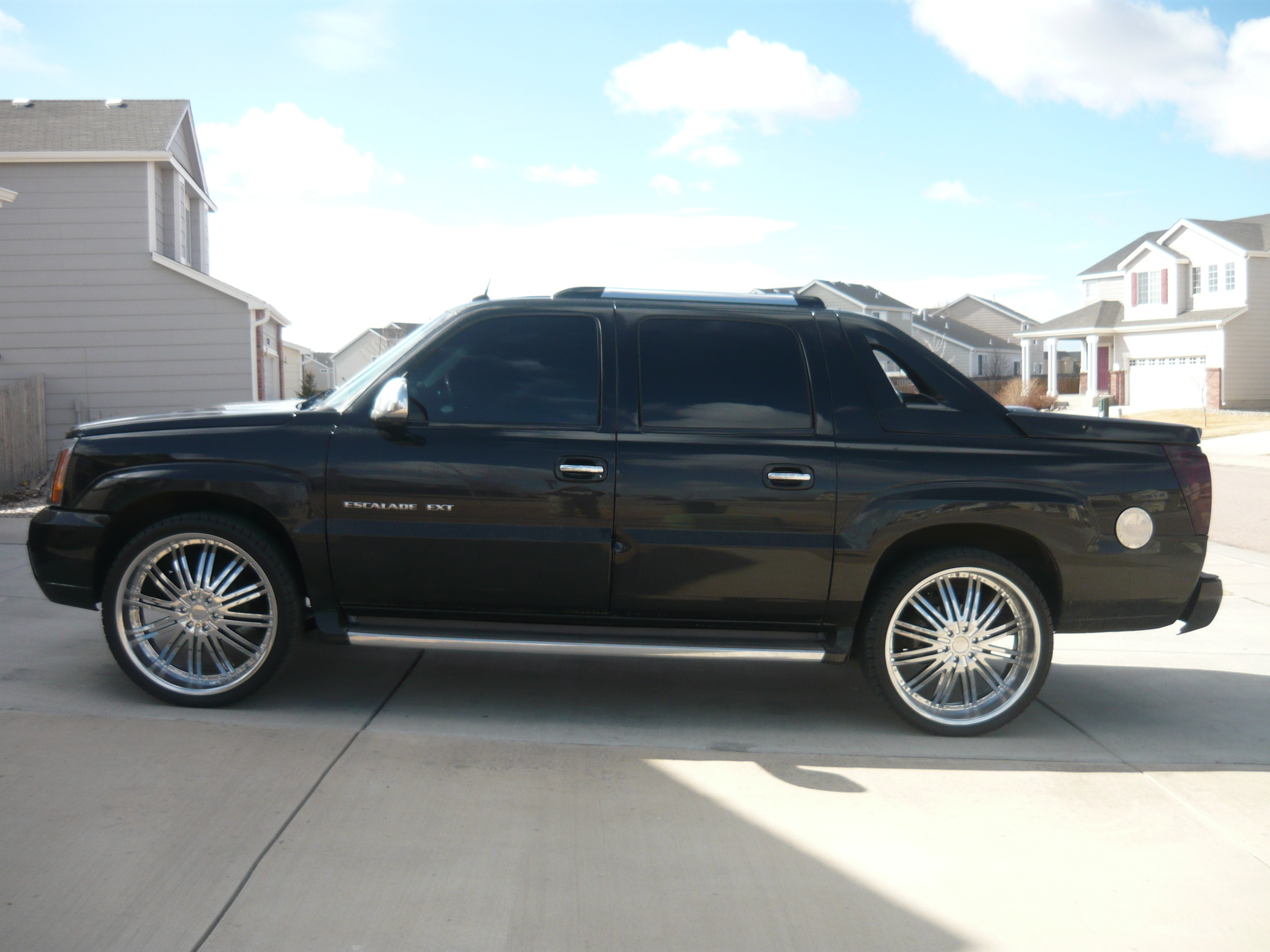 Another NjGogetta 2004 Cadillac Escalade EXT post... - 14355394