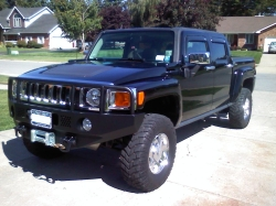 Recovery21 2009 Hummer H3T
