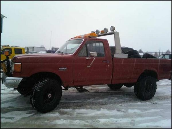 Another BRay09 1989 Ford F250 Super Duty Regular Cab post... - 14354061