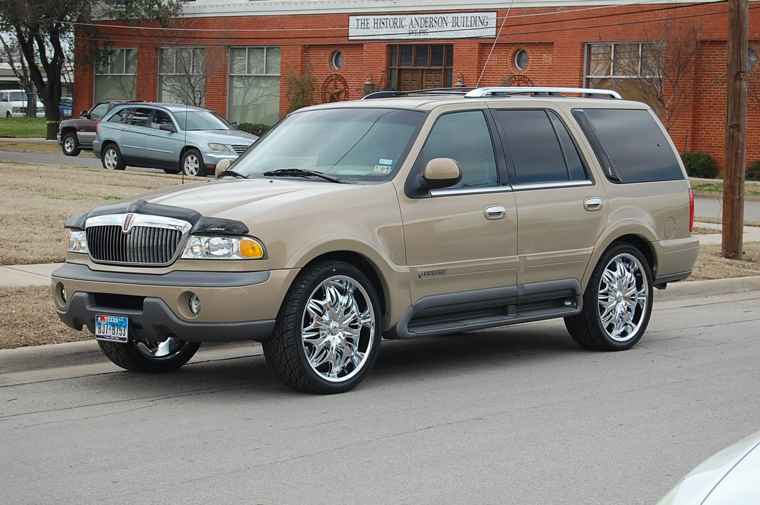 Billy3121 1998 Lincoln Navigatorsport Utility 4d Specs Photos Modification Info At Cardomain